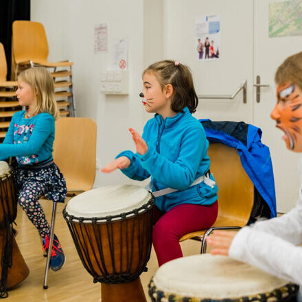 Workshop: Djembe